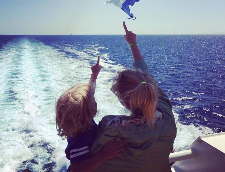 travelling with kids boom